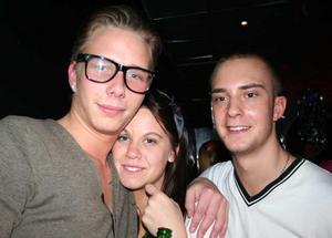 Silk. Johan, Madde och Robert