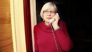 Salabon Christina Berglind är en av dem som råkat ut för företaget Swedfones aggressiva marknadsföring.
