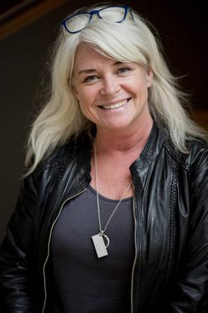 Marie Östblom, processledare inom kultur och turism på Intresseföreningen Bergslaget.