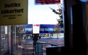 Flera nya butiker ska in i Avesta Galleria. Men vem som fyller den gamla Gallerix-lokalen är ännu hemligt. Foto: Sofie Lind