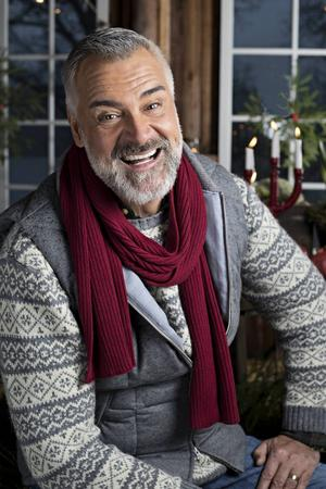 För åttonde gången blir det julmys i TV4 med Ernst Kirchsteiger.