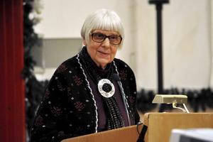 AnnBritt Grünewald (S) skapade debatt kring handlingsplanen mot våldsbejakande extremism under kommunfullmäktigesammanträdet.