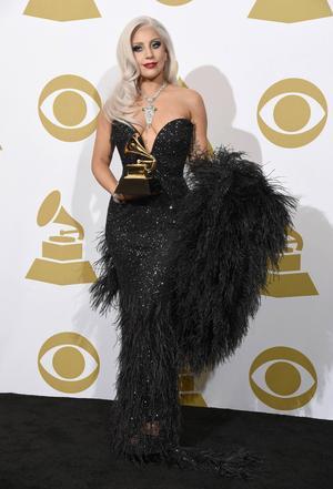 Stålskorna har beställts av Lady Gaga.