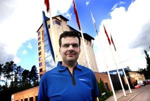 Jakten. 4 000 bäddar har VM-kandidaten Falun räknat ut att man behöver under ett skid-VM . Nu har en inventering gjorts av hotell på sex dalaorter. Scandic Hotel på Lugnet kan erbjuda 400 bäddar.