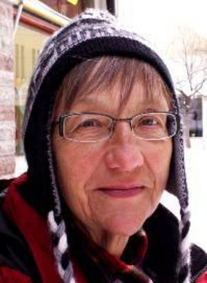 Kerstin Andersson, 67 år Bräcke:– Ja det gjorde det, för jag valde att vara hemma med barnen. Jag fick tre barn i slutet av 60-talet.