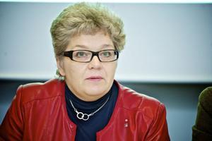 Mari Jonsson (S) är glad att alla nio partier enats om en gemensam kommunal värdegrund.