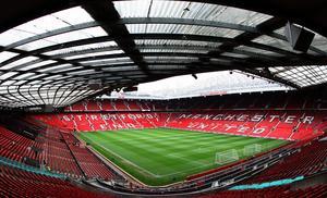 Här på Old Trafford, eller The Theatre of Dreams som de också kallas, kommer Vigge att spela sin första seriematch den 12 augusti hemma mot West Ham.