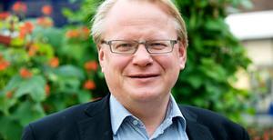 Peter Hultqvist. Foto: Kjell Jansson