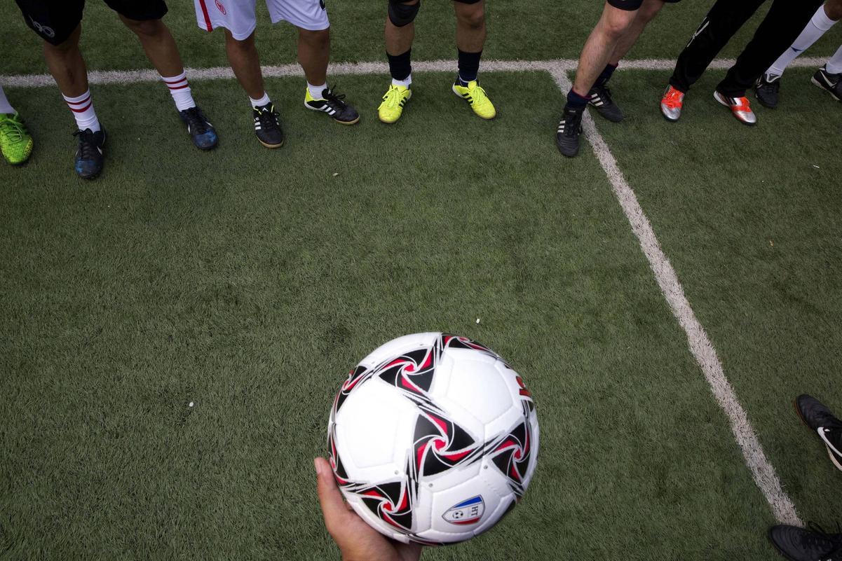 Fotbollen – en spegelbild av samhället 0e99db2015d61