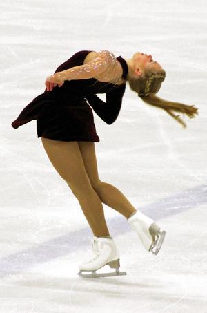 Anni Liljegren vinnare i Örebro.