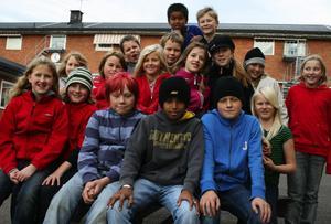 Gnarps sjätteklassare blir kvar i Gnarp men Jättendals flyttar till Harmånger och Hasselas till Bergsjö.