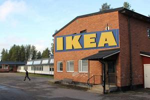 I gamla Ramsjö skola kommer Ikea att testa sin nya teknik för att sälja produkter på distans.