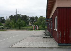 Området kring Kvarnmyraskolan är återigen aktuellt som tänkbart bostadsområde.
