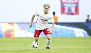 Emil Forsbergs Leipzig vill behålla Sundsvallssonen – men de kan tänka sig att hjälpa GIF ändå.
