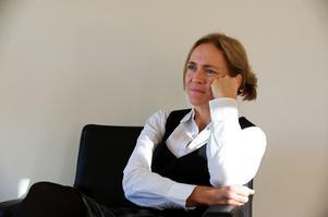 Pernilla Wigren, vd för Kopparstaden.
