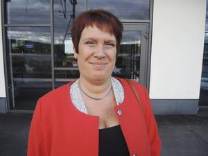 Riksdagsledamot Maria Strömkvist (S).