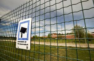 Anstalten och häktet Salberga har högsta säkerhetsklass.