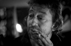 Serge Gainsbourg.