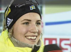 Ingela Andersson slog personbästa med en 28:e placering.