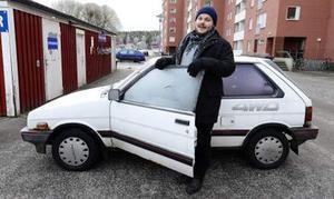 Nils Jangens humoristiska Blocketannons där han försökte sälja sin gamla Subaru spred sig över hela världen.
