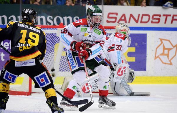 Rasmus Dahlin var en av fjolårets stora stjärnor och har redan fått chansen i Frölunda i SHL.