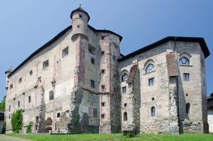 Den medeltida prägeln är påtaglig i Banska Stiavnica.   Foto: Zbynek Burival/Shutterstock.com