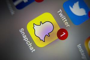 Många förövare kommer i kontakt med barn via olika appar.