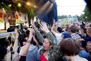 Labyrint spelar på årets reggaefestival.