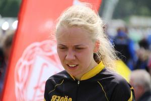 Ellen Persson, Söderhamns OK, 19 år.