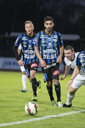 Stefan Silva är på väg till GIF Sundsvall.