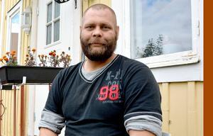 Daniel Engström (SD), nöjd över att ha fått gehör för sin motion.