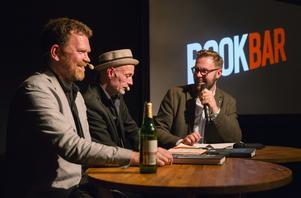Kjetil Sæter, Eskil Engdal och Carl-Johan Bergman.