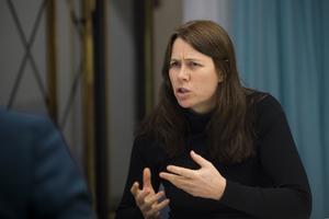 Miljöminister Åsa Romson har inte avgått.