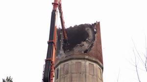 Vattentornet har inte varit i drift sedan 1960-talet.
