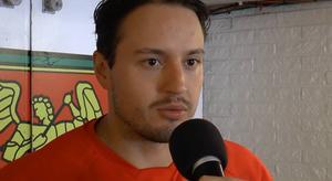 Alexander Deilert stod för 2-2-målet och bidrog till Moras poäng.