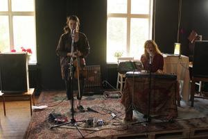 Utmarkerna från Göteborg spelar en genreöverskridande musik.