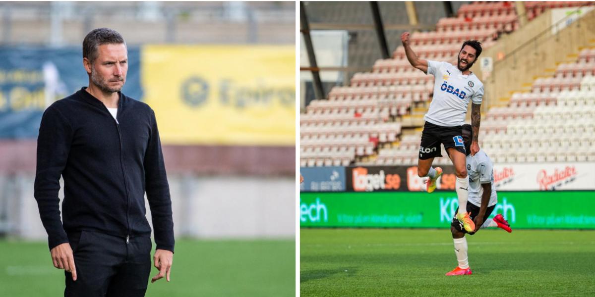 """Axel Kjälls hyllning efter att ÖSK fick igång anfallsspelet: """"Visar under hela matchen vilken klasspelare han är"""""""