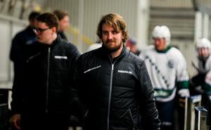 Sebastian Varjomaa var lite självkritisk efter 8–3-segern mot Sandviken.