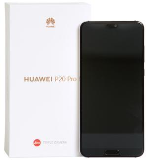 Huawei, P20 Pro.
