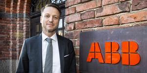 Dennis Helfridsson, ABB:s Sverige-vd.