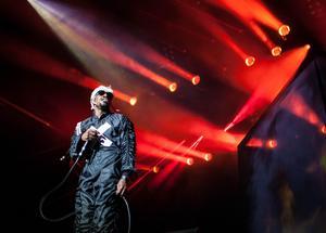 André 3000, från Outkast, släpper två nya singlar. Arkivbild: Branden Camp/AP/TT