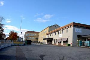 Bobergsgymnasiet i Ånge.