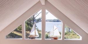 Vatten lockar. Måsholmen fick flest klick på Hemnet vecka 37. Foto: Julia Pettersson/Sjönära