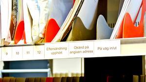 Niclas Evertsson på Postnord tror att postverksamheten kommer att fortsätta att förändras.