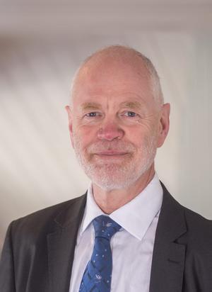 Björn Lyngfeldt, kommunikationsdirektör vid SCA.