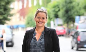 Paulin Sunesson, Stadskärneföreningens centrumutvecklare, ser positivt på tillskottet med två kvällsöppna restauranger i centrum.