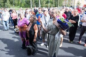 Bland besökarna finns flera medlemmar från Fontänhus i andra städer, exempelvis Örebro, Sköndal och Göteborg.