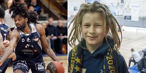 """""""Jag gillar Jeremy Combs frisyr, så jag åkte till en frisör i Västerås som fixade det på mig"""", berättar Ture Almqvist, 8 år, Köping."""