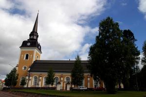 Älvdalens kyrka. Foto: Dala-Demokraten