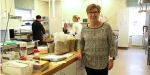 Susanne Pettersson, måltidschef i Sala kommun.